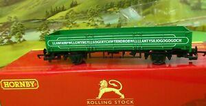 Hornby R6716 Llanfair OAA Open Wagon green boxed OO (f)