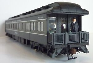 PULLMAN NYC Central Slate HO Assembled Bachmann New York Central OBSERVATION