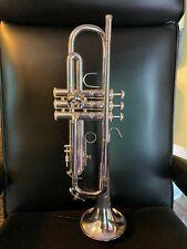 Bach Omega SIlver B-Flat Trumpet by Selmer