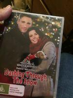 Dashing Through The Snow DVD Region 4 -pal format--New! USA seller ! please read