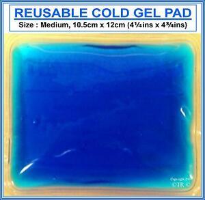 REUSABLE COLD & HOT GEL PAD , Medium ref GC05