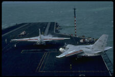 496009 Two S 3 Vikings On Deck Of USS America A4 Photo Print