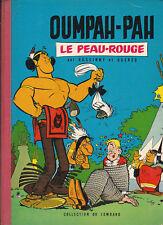Oumpah-Pah le Peau-Rouge. UDERZO 1961. TBE