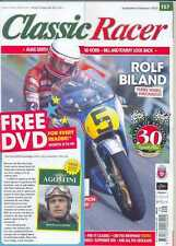 CLASSIC RACER No.157 S/Oct 2012(NEW COPY)*Post included to UK/Europe/USA/Canada