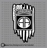 """5.75/"""" I LOVE MY AIRBORNE RANGER vinyl decal sticker..."""
