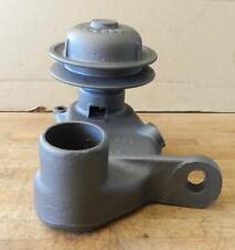 """1948-52 Ford Truck LH side 239 3.9L V8 rebuilt water pump 5/8"""" wide belt groove"""