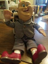 Three Stooges Doll - Curly - 1997 Vintage Spumco 12""