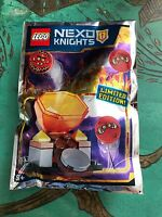 LEGO - NEXO KNIGHTS - POLYBAG - GLOBLIN CATAPULT - 271607 - LIMITED EDITION