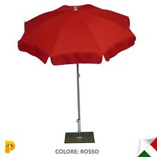 Maffei Parasol Borgo Art.12 Red Polyester d.78 11/16in made in Italy