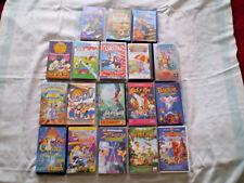 VHS Dessins Animés DISNEY = TB état =**au choix**