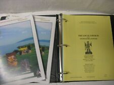 LANDMARK BIBLE CURRICULUM- 11TH GRADE- THE LOCAL CHURCH - COMPLETE SET