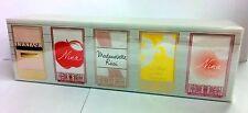 Nina Ricci Mini Women's Fragrances Set (5-Pieces) New 100% Original Sealed Box