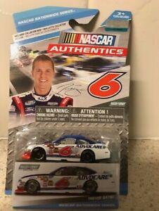 2014 Trevor Bayne # 6/Advocare / Nationwide Series-SPIN MASTER NASCAR AUTHENTICS