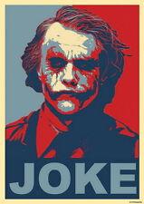 """005 Heath Ledger - Australian Actor The Joker Film Movie 14""""x20"""" Poster"""