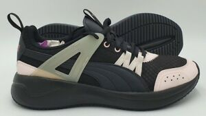 Puma Nuage Run Cage Summer Deadstock Trainers 372561-02 Black/Rose UK6/US8.5/E39
