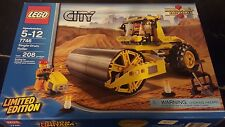 LEGO City Set 7746 SINGLE-DRUM ROLLER New & Sealed Retired Limited Edition