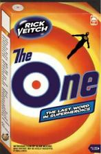 The One: The Last Word In Superheroics, Alan Moore,Rick Veitch Book