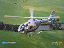 DOCUMENT PUB RECTO VERSO EADS EUROCOPTER EC 135 HELICOPTER HUBSCHRAUBER