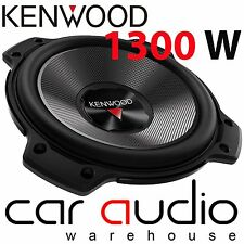 "KENWOOD KFC-PS2516W 1300 WATT 10"" pollici 25cm 4 OHM PER AUTO SUB WOOFER SUBWOOFER BASS"