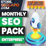 Monthly SEO Package (Enterprise) - SEO Package that Drive Leads & Sales 🚀💰