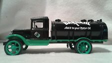 Ertl 7672up Bardahl Tanker Truck Bank 1/34