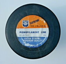 DOLPHIN SUPREME CLEAR MONOFILAMENT LINE 80 LB TEST 1050 YD SPOOL