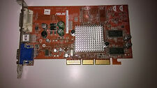 ASUS A9200SE/TD/N/128M/A RADEON 9200SE 128MB DDR AGP-8X VIDEO CARD TV OUT NTSC