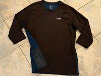 Nike Lab X Undercover Gyakusou Long Sleeve Black Shirt Top Men's 2XL AH1164-220
