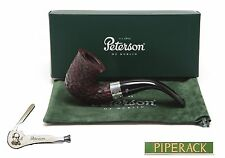 NEW Peterson Donegal Rocky Bent Briar Pipe 05 Fishtail