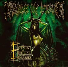 CRADLE OF FILTH - ELEVEN BURIAL MASSES   CD NEUF