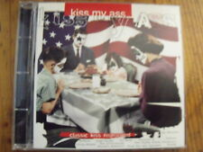 CD Kiss Kiss my ass Classic Kiss Regrooved