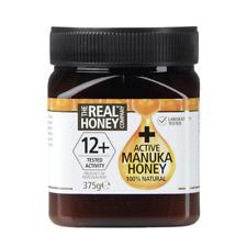 Nueva Zelanda la verdadera empresa la miel de Manuka Miel Combinado activo 12+ - 375g