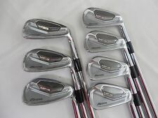 New Mizuno MP15 MP-15 Iron Set 4-PW KBS Tour 120 Stiff flex Steel irons