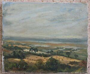 Diana Margaret Perowne- 1934-2020 - Norfolk landscape