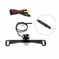 Auto-Vox 170° Car Backup Camera Rear View Reverse Night Vision 6 LEDs Waterproof