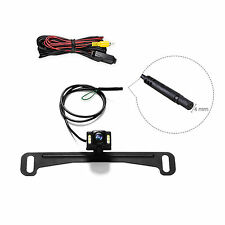Auto-VOX Cam1 HD Car Rear View Backup Camera of License Plate for Truck & RV D6
