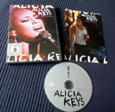 DVD Alicia Keys - Unplugged 2005 feat. Mos Def Common Damian Marley 17 Tracks
