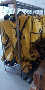 LUBAWA OOG BM MILITARY HAZMAT SUIT CHEMICAL POSITIVE PRESSURE CBRN PROTECT PPE