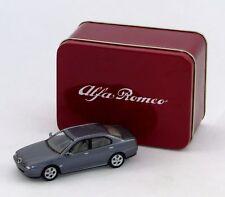 Modellino da Collezione ALFA ROMEO 166 Grey 1998 Solido 1/43