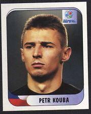 """EURO 96 STICKER - CZECH REPUBLIC - """"PETR KOUBA"""" No 193 BY MERLIN"""