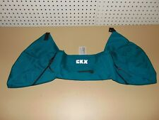 New Kimpex CKX 274006 Snowmobile Teal Windshield Bag Polaris Classic 88-98