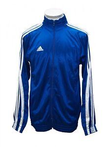 Adidas EU Club Jacket Basketball Trainingsjacke Freizeitjacke