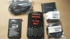 BlackBerry Bold 9900 8GB Black Unlocked AT&T Touchscreen 3G/4G Smartphone New