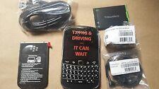 BlackBerry Bold 9900 8GB Black Unlocked AT&T Touchscreen 3G/4G Smartphone New