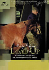 Monty Roberts Load-Up DVD Brand New! Complete Edition