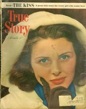 1947 True Story Magazine November: The Kiss - for Every Girl Who Wants Love