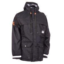 New 2015 Technine Mens Snorkle Snowboard Jacket Large Black