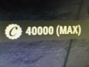 FALLOUT 76 PS4 40,000 MAX CAPS  **FAST DELIVERY**