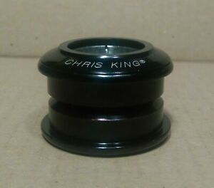 "Chris King Headset Black Inset I1 ZS44 1-1/8""  FB0048"