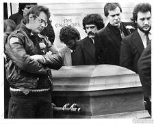 1982 John Belushi Funeral Dan Aykroyd & Jim Pallbearers Original TYPE I photo